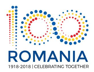 Sigla Romania 100